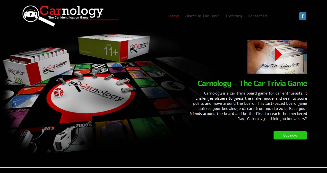 carnology cms website design san diego